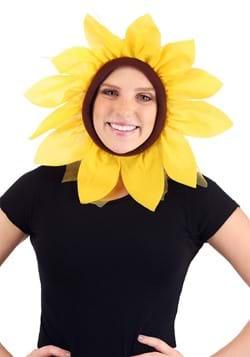 Sunflower Hood for Kids-1