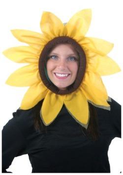 Sunflower Hood for Kids