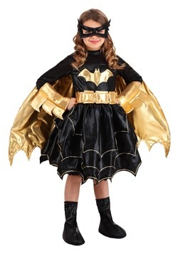 Deluxe Batgirl Girls Costume