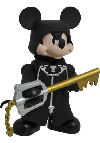 Kingdom Hearts 2 Black Coat Mickey Vinimate