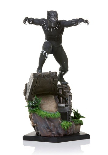 Black Panther Iron Studios Battle Diorama 1/10 Scale