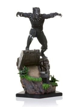 Black Panther Iron Studios Battle Diorama 1/10 Scale