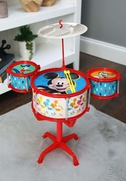 Mickey and the Roadster Racers Drum Set-update