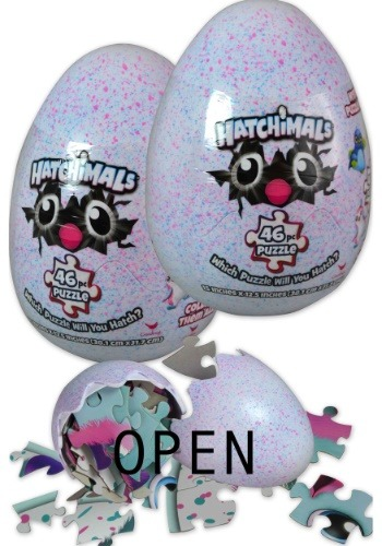 Hatchimal Egg Puzzles