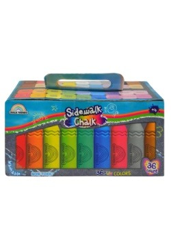 36pk Sidewalk Chalk