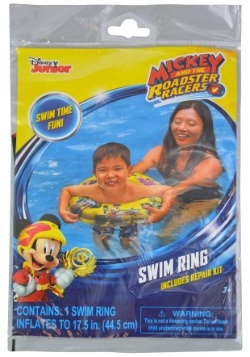 Mickey Roadster Inflatable Swim Ring