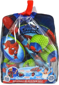 Spider-Man Splash Backpack