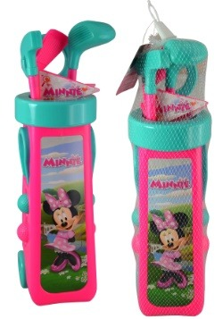 Minnie Golf with Caddy Toy Set