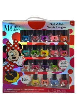 Minnie Mouse 18pk Nail Polish Set