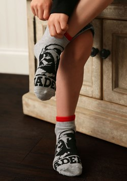 Star Wars Size 6-8 Ankle Sock 2pk