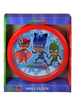 "PJ Masks 10"" Round Wall Clock"