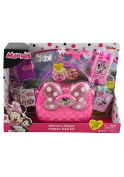 Minnie Mouse Happy Helpers Bag Set