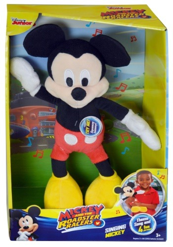 Mickey Disney Feature Plush