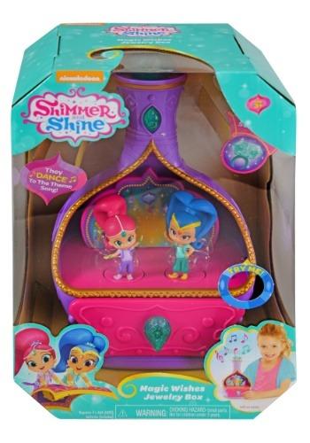 Nickelodeon Shimmer and Shine Musical Jewelry Box