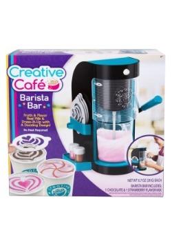 Mega Art Creative Cafe Barista Bar1