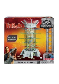 Jurassic World Kerplunk Raptors Game
