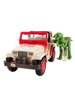 Matchbox Jurassic World Raptor Rampage RC alt 2