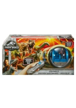 Matchbox Jurassic World R/C Gyrosphere