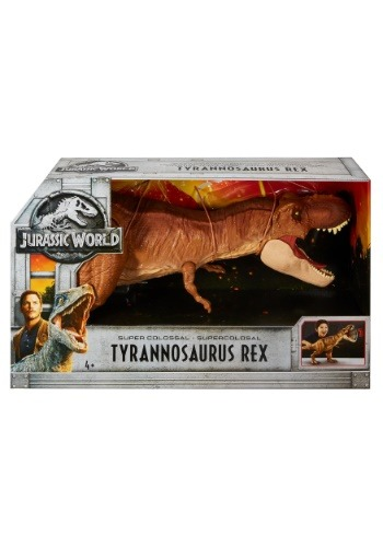 Jurassic World Super Colossal T. Rex