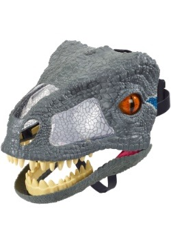 Jurassic World Dino Mask w/ Sounds alt 2