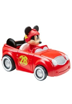 Mickey Mouse Hot Rod alternate