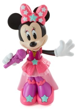 Minnie Mouse Pop Star Doll