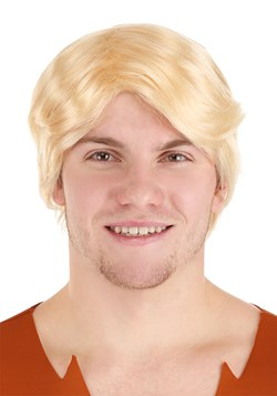 Deluxe Caveman Neighbor Wig For Adults