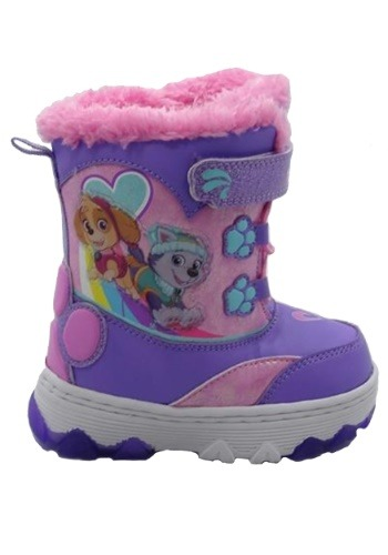 Paw Patrol Child Everest & Skye Snow Boot