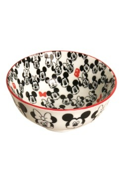 Mickey & Minnie Tidbit Bowl