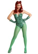 Ladies Poison Ivy Costume