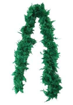 Green 80 Gram Feather Boa11