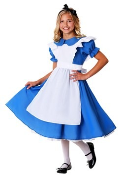 Kids Deluxe Alice Costume Update