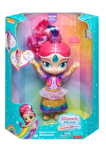 Wish & Twirl Shimmer Doll
