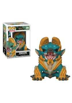 POP! Games: Monster Hunter- Zinogre Vinyl Figure