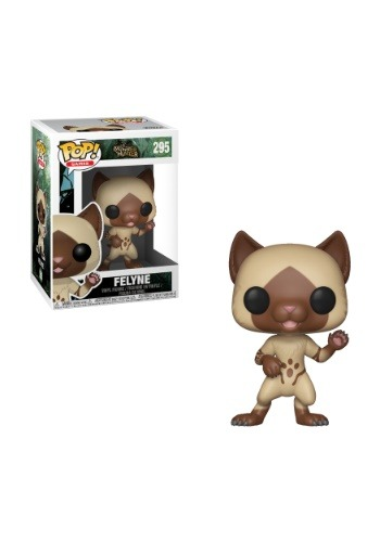 POP! Games: Monster Hunter Felyne Vinyl Figure