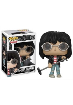 POP! Rocks: Music - Joey Ramone Vinyl Figure