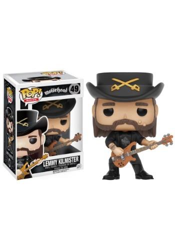 POP! Rocks: Lemmy Kilmister Vinyl Figure