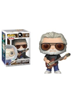 POP! Rocks: Jerry Garcia Vinyl Figure