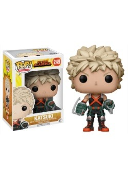 POP! Anime: My Hero Academia- Katsuki Vinyl Figure