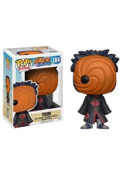 POP! Animation: Naruto: Shippuden- Tobi Vinyl Figure