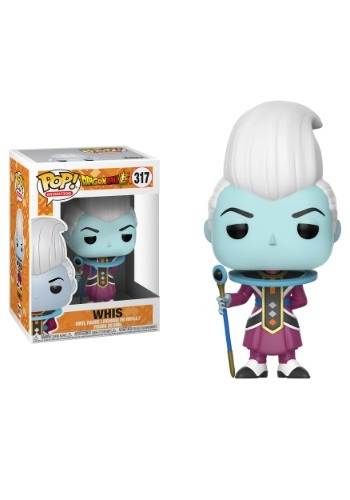 POP! Animation: Dragon Ball Super- Whis Vinyl Figure