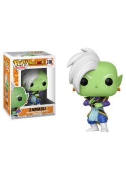 POP! Animation: Dragon Ball Super- Zamasu Vinyl Figure
