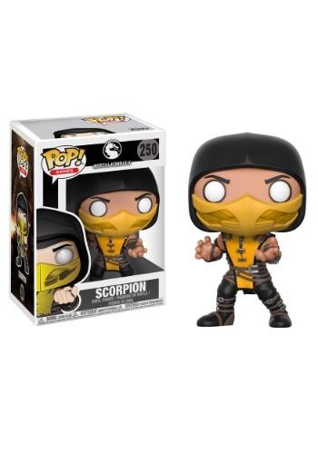 POP! Games: Mortal Kombat - Scorpion Vinyl Figure