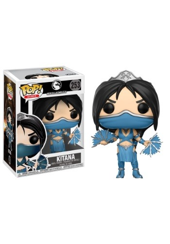 POP! Games: Mortal Kombat - Kitana Vinyl Figure