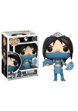 POP! Games: Mortal Kombat - Kitana Vinyl Figure