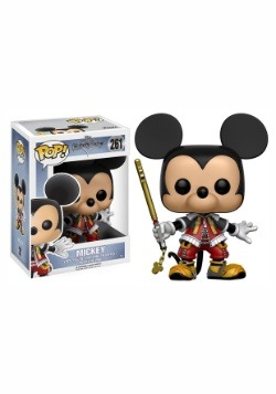 Kingdom Hearts - Mickey POP! Vinyl Figure