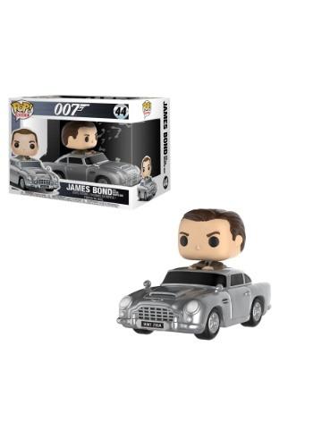 POP! Rides: James Bond w/ Aston Martin DB5 Vinyl Figure