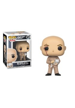 POP! Movies: James Bond Blofeld Vinyl Figure