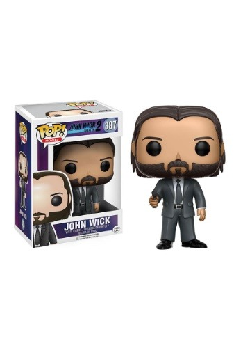POP Movies: John Wick - John Wick with Chase