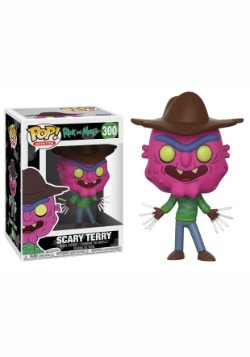 POP! Animation: Rick & Morty - Scary Terry Vinyl Figure
